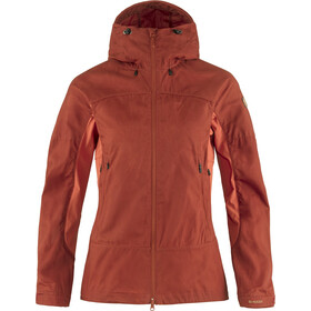 Fjällräven Abisko Lite Trekking Jacket Women, cabin red/rowan red